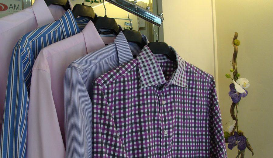 Oferta lavado y planchado de camisas tintoreria lavanderia ninot barcelona - Planchadora de camisas ...